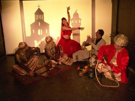 SHOW OF NABADI FOLK THEATRE